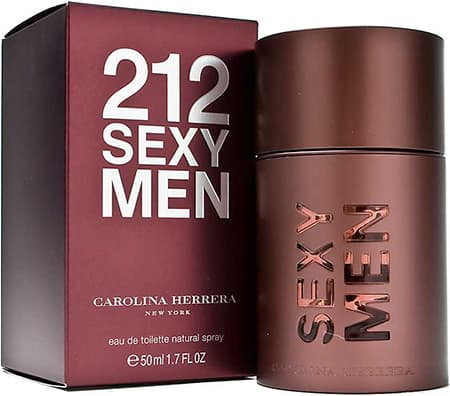 212 Sexy Men by Carolina Herrera 12434