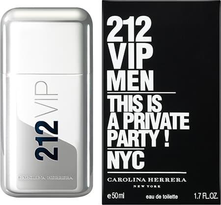 212 VIP Men by Carolina Herrera 40384
