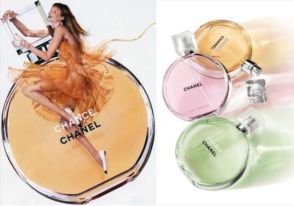 Chanel Chance Eau de Parfume adv1