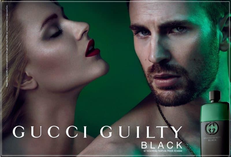 Gucci Guilty Black Pour Homme adv
