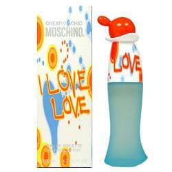 Cheap and Chic I Love Love by Moschino 123372