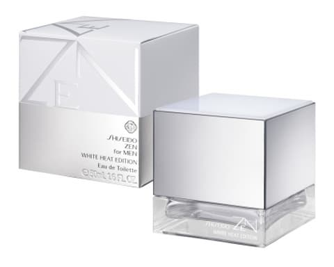 Shiseido Zen Whitte Heat Edition For Men