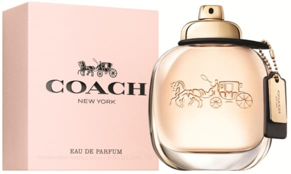 Coach launches Eau de Parfum 1