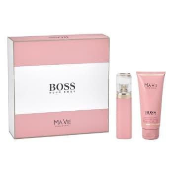 Hugo Boss набор Boss Ma Vie парфюмерная вода 50мл лосьон для тела 100мл
