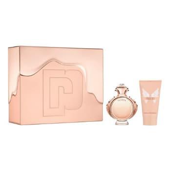 Paco Rabanne набор Olympea парфюмерная вода 50мл лосьон для тела 75мл