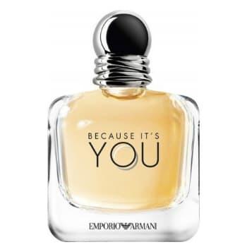 Giorgio Armani Emporio Armani Because It`s You