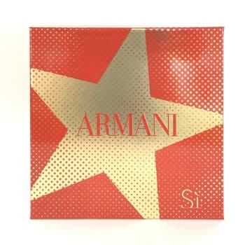 Giorgio Armani набор Si