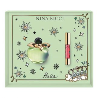 набор Nina Ricci Bella (туалетная вода 50мл + блеск для губ)
