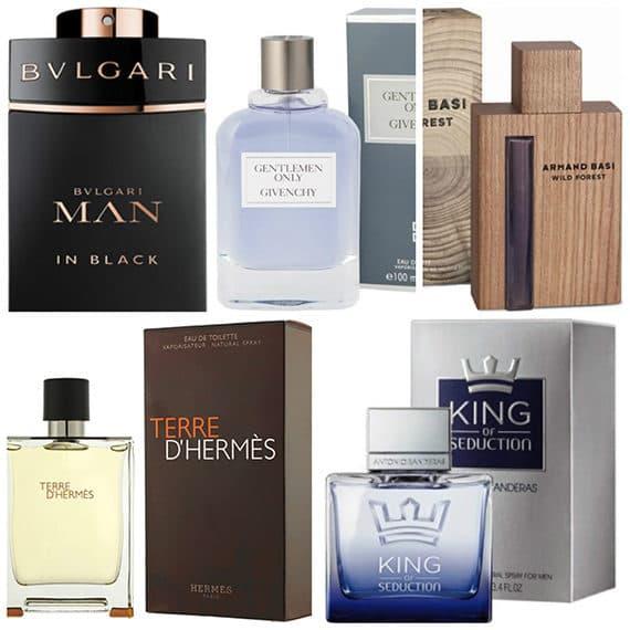 Мужественные ароматы на праздник 23 февраля