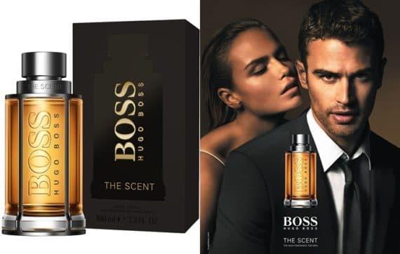 Парфюмерный бренд «Hugo Boss» представляет новый аромат для мужчин Boss The Scent Hugo Boss