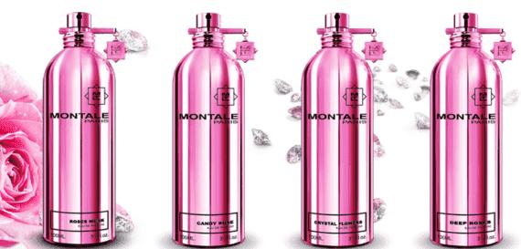 Описание аромата Montale Roses Musk
