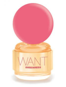 Want Pink Ginger Dsquared